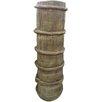 Asian Loft Vintage Tibet Wooden Bucket