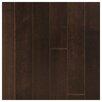 "Easoon USA 3-1/2"" Solid Mango Hardwood Flooring in Negro (Set of 10)"
