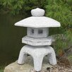 Stone Age Creations 5 Piece Stone Lantern Set