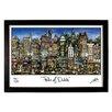 PubsOf 'Dublin, Ireland' by Brian McKelvey Frame Painting Print