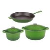 BergHOFF International Neo 5-Piece Cookware Set