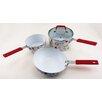 BergHOFF International Children's Line- Girls Cookware Set