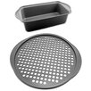 BergHOFF International EarthChef 2 Piece Pizza and Loaf Pan Set (Set of 2)