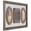 Nielsen Bainbridge Burnes of Boston 3 Opening Heartfelt Distressed Collage Picture Frame