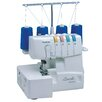 Brother Sewing 3 or 4 Thread Serger with Easy Lay In