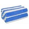 Crover Cabana Stripe Beach Towel (Set of 2)