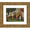 Classy Art Wholesalers Promotional Line by Vivian Flasch Framed Painting Print