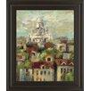 Classy Art Wholesalers Spring in Paris I by Silva Vassileva Framed Painting Print