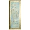 Classy Art Wholesalers Beauty in the Mist 1 Panel by Anne Tavoletti Framed Painting Print