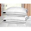 Elle 1200 Thread Count Cotton Rich Solid Pillow (Set of 2)