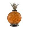 Dale Tiffany Pumpkin Pie Perfume Bottle