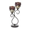 """Dale Tiffany Fall River 22"""" H Table Lamp with Novelty Shade"""