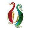 Dale Tiffany 2 Piece Wigeon Ducks Figurine Set