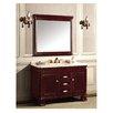 "Dawn USA 47.25"" Single Vanity Set with Mirror"