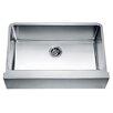 """Dawn USA 33"""" x 20.75"""" Under Mount Single Bowl Kitchen Sink"""