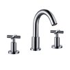 Dawn USA Double Handle Deck Mounted Faucet