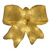 Penn Distributing Glittered Battery Operated Lighted LED Bow Christmas Decoration