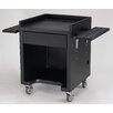 Cambro Equipment Stand Serving Cart