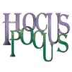 Letter2Word Hocus Pocus by Sally Dailey Textual Art