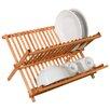 Wayfair Basics Pine Dish Rack