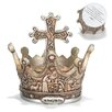 Dicksons Inc The Birth of A King Tabeltop Top Crown Figurine