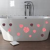 Style and Apply Roses Wall Decal