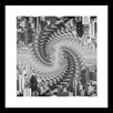 Curioos Confluence Pt1 by Apachennov Framed Graphic Art