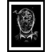 Curioos In My Face by Nicolas Obery Framed Graphic Art