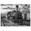 Prestige Art Studios The Age of Steam Photographic Print