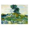 Prestige Art Studios The Rocks by Van Gogh Painting Print