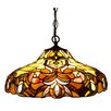 Fine Art Lighting Tiffany 3 Light Pendant