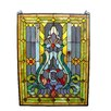 Fine Art Lighting Tiffany Window Panel