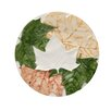 Bordallo Pinheiro Plane Tree Leaves Bread Plate (Set of 4)