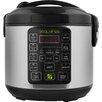 3 Squares 3 Squares TIM3 MACHIN3™ Rice Cooker, Slow Cooker, Food Steamer & Yogurt Maker
