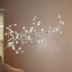 Wallhogs Silver Dollar Branch Wall Decal