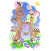 Wallhogs Dreamtime Nursery IX Wall Decal