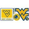 Wallhogs West Virginia University Cutout Wall Decal