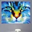 Wallhogs Tymeless Wonders Cat I Wall Mural