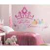 Wallhogs Disney Princess Crown Cutout Wall Decal