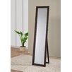 WorldWide HomeFurnishings Cheval Mirror