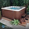 Starlight Hot Tubs Sirius 7-Person 115-Jet Lounge Spa