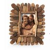 Mud Pie™ Driftwood Picture Frame