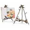 Mud Pie™ Cast Iron Bird Easel