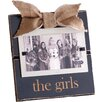 Mud Pie™ Wedding The Girls Picture Frame