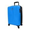 "Mia Toro ITALY Polipropilene 24"" Hardsided Spinner Suitcase"