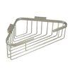 """Deltana 13"""" Corner Wire Basket"""