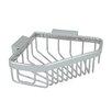 "Deltana 6"" Corner Pentagon Wire Basket"