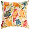 Swan Dye and Printing Ash Hill Throw Pillow