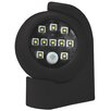 Imperial Home Adjustable LED Security Light with Wireless Motion Sensor