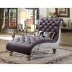 Meridian Furniture USA Roma Chaise Lounge